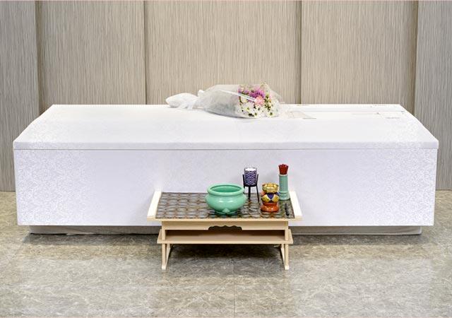 シンプルな火葬イメージ写真