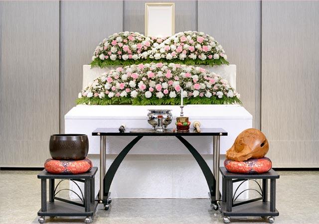 シンプルな家族葬イメージ写真